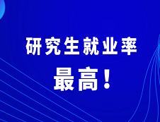 2019届北京高校毕业生就业率95.9%,其中研究生就业率最高!