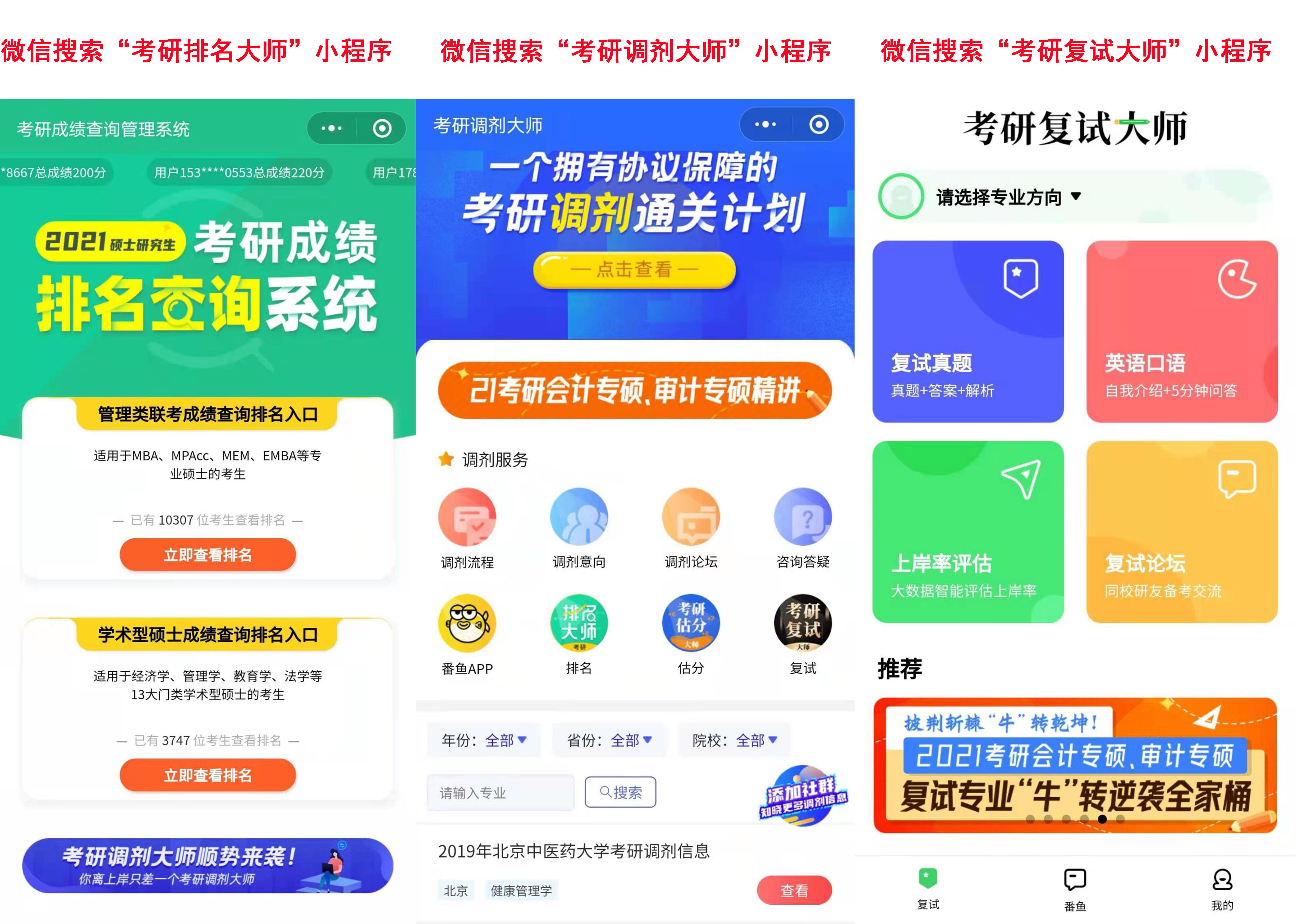 2021年北京大学复试分数线什么时候公布?北京大学历年分数线!