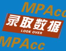 2022择校:2021中国人民大学、上海交通大学MPAcc专业录取情况分析!